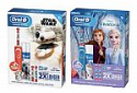 Deals List: Oral-B Kids Disney's Frozen 2 or Star Wars Rechargeable Electric Toothbrush Bundle Pack