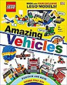 Deals List: LEGO Amazing Vehicles Hardcover Book + 4 Exclusive Mini Models