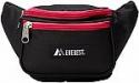 Deals List: Everest Signature Waist Pack - Standard, Black, One Size