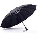Deals List: WSKY 12 Ribs Inverted Umbrella Windproof