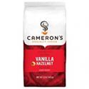 Deals List: Cameron's Coffee Roasted Ground Coffee Bag, Flavored, Vanilla Hazelnut, 32 Ounce