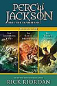 Deals List: Percy Jackson and the Olympians: Books I-III [Kindle Edition]