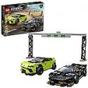 Deals List: LEGO Speed Champions Lamborghini Urus ST-X & Huracán Super Trofeo EVO 76899 Building Kit