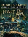 Deals List: Middle-Earth: Lord of the Rings Trilogy + Hobbit Trilogy Theatrical 6-Film Collection (4K UHD Digital Films)