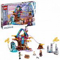 Deals List: LEGO Disney Frozen II Enchanted Treehouse 41164 Toy Treehouse Building Kit featuring Anna Mini Doll and Bunny Figure for Pretend Play (302 Pieces)