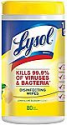 Deals List: Lysol Disinfecting Wipes, Lemon & Lime Blossom, 80ct