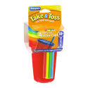Deals List: The First Years Take & Toss Spill Proof Straw Cups, 10 Ounce, Pack of 4