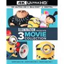 Deals List: Illumination Presents: 3-Movie Collection 4K Blu-ray