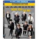 Deals List: Now You See Me Blu-ray + DVD + Digital