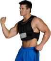 Deals List: CAP Barbell (HHWV-CB020C) Adjustable Weighted Vest, 20-Pound