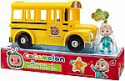 Deals List: Cocomelon Musical Yellow School Bus, Plays Clip from 'Wheels on The Bus'