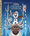 Deals List: Olaf's Frozen Adventure Little Golden Book (Disney Frozen) Hardcover
