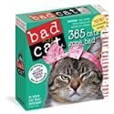 Deals List: Bad Cat Page-A-Day Calendar 2021 Calendar