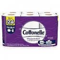 Deals List: 12PK Cottonelle Toilet Paper Soft Biodegradable Bath Tissue