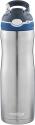Deals List: Contigo Autospout Straw Ashland Chill Vacuum-Insulated Stainless Steel Water Bottle, 20 oz., Monaco