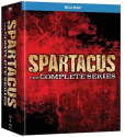 Deals List: Spartacus: The Complete Collection Blu-ray