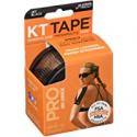 Deals List: KT Tape Kinesiology Pre-Cut Pro Syn Tape USA.Black (KTP780)