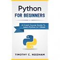 Deals List: Python: For Beginners: A Crash Course Guide ebook