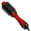 Deals List: Revlon One-Step Hair Dryer and Volumizer Hot Air Brush, Red Holiday Edition