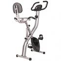 Deals List: BalanceFrom Folding Magnetic Upright Exercise Bike