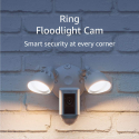 Deals List: Ring Security Floodlight Cam & Ring Chime Pro with Ring Assist