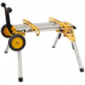 Deals List: DeWALT DW7440RS Heavy Duty Rolling Job Site Table Saw Stand