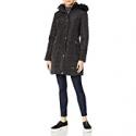 Deals List: KENNETH COLE Faux Fur Front Zip Puffer Jacket