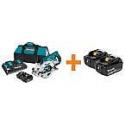 Deals List: Makita 18-Volt X2 LXT Li-Ion (36-Volt) Brushless Cordless Circular Saw + 4 x 5.0Ah Battery