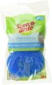 Deals List: Scotch-Brite Stainless Steel Scrubbers, Ideal for Cast Iron Pans, Powerful Scrubbing for Stubborn Messes, 3 Scrubbers