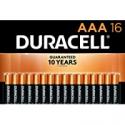 Deals List: 16 Pack Duracell Coppertop Alkaline AA Batteries