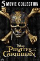 Deals List: Pirates of the Caribbean 5-Film Collection (4K UHD Digital Films)