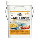Deals List: Augason Farms Lunch and Dinner Variety Pail Emergency Food Supply 4-Gallon Pail