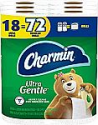 Deals List: Charmin Ultra Gentle Toilet Paper, 18 Mega Rolls = 72 Regular Rolls