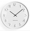 "Deals List: Union & Scale™ Essentials Wall Clock, Plastic, 13"" (UN57799)"