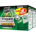 Deals List: Hot Shot Fogger6 Insect Killer with Odor Neutralizer, 2 Ounce Cans, 6 Count
