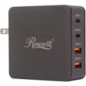 Deals List: Rosewill 66W 4-Port Dual QC3.0 and Dual USB-C Wall Charger