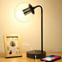 Deals List: Brightever Vintage Table Lamp w/2 USB Charging Ports