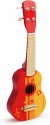 Deals List: Hape Kid's Wooden Toy Ukulele in Red