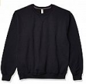 Deals List: Fruit of the Loom Men's Sofspun Fleece Sweatshirts (Black M, XL or XXL)