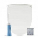 Deals List: Bio Bidet Slim Two Electric Bidet Toilet Seat Travel Bundle