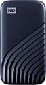 Deals List: WD Portable SSD 1TB Blue USB3.2 Gen2 My Passport SSD Max Read 1050 MB/s External SSD / 5 Year Warranty WDBAGF0010BBL-WESN