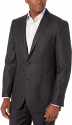Deals List: Joseph Abboud Charcoal Tic Modern Fit Sport Coat