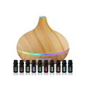 Deals List: Ultimate Aromatherapy Diffuser & Essential Oil Set