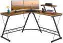 Deals List: YAHEETECH 51.2 Inch Corner Computer Desk w/Monitor Stand