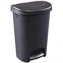 Deals List: Rubbermaid Step-On Lid Trash Can 13 Gallon
