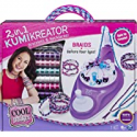 Deals List: Cool Maker 2-in-1 KumiKreator Necklace & Friendship Bracelet Maker Kit
