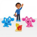 Deals List: Blue's Clues & You! Collectible Figure Set 4pc