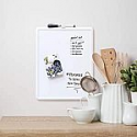 Deals List: U Brands Contempo Magnetic Dry Erase Board, 11 x 14 Inches, White Frame