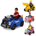 Deals List: Kid Trax Nickelodeon Paw Patrol Chase Police Cruiser 6-Volt Toy