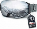 Deals List: Wildhorn Roca Snowboard & Ski Goggles - US Ski Team Official Supplier - Interchangeable Lens - Premium Snow Goggles
